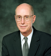 Elder Henry B. Eyring, 1st Counselor for the First Presidency of the Church of Jesus Christ of Latter Day Saints (Mormons)